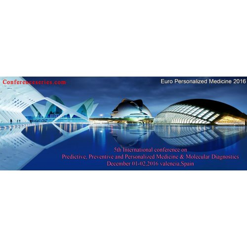 5th International conference on Predictive, Preventive and Personalized Medicine & Molecular Diagnostics.